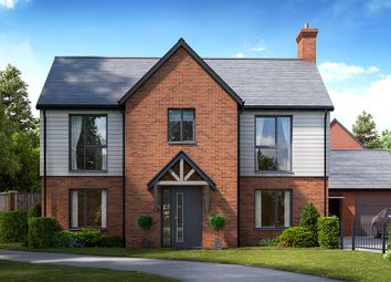 Thumbnail 4 bed detached house for sale in Exeter Road, Topsham, Devon