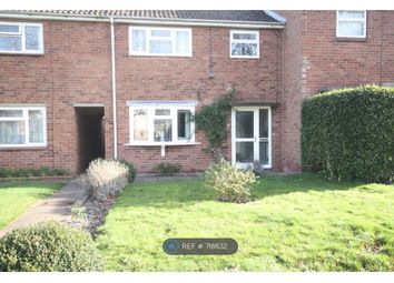 Thumbnail 3 bed terraced house to rent in Oaktree Close, Moreton Morrell, Warwick