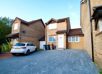 Thumbnail 2 bedroom detached house for sale in Benington Close, Luton