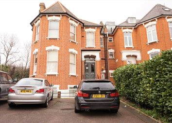 Thumbnail 2 bed flat for sale in Christchurch Avenue, London