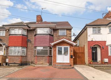 4 bed semi-detached house for sale in Tudor Court North, Wembley, Middlesex HA9