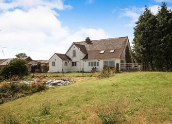 Thumbnail 4 bedroom farmhouse for sale in Windy Way Cross Farm, Winkhill, Leek, Staffordshire