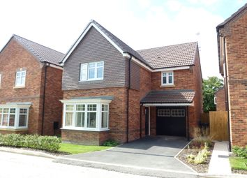 Thumbnail 3 bed detached house for sale in Lingard Close, Farington Moss
