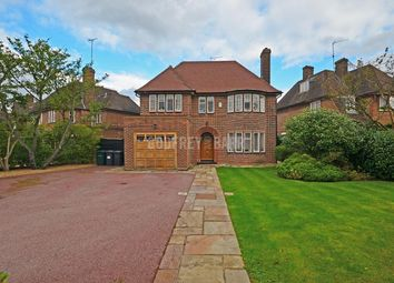 Thumbnail 6 bed detached house to rent in Kingsley Way, London
