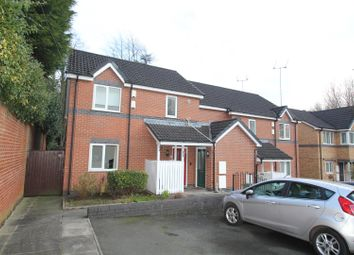Thumbnail 2 bed flat for sale in Peter Wood Gardens, Stretford, Manchester
