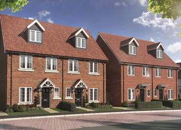 """The Kearfield"" At Nosworthy Way, Mongewell, Wallingford, Oxfordshire OX10. 4 bed semi-detached house for sale"