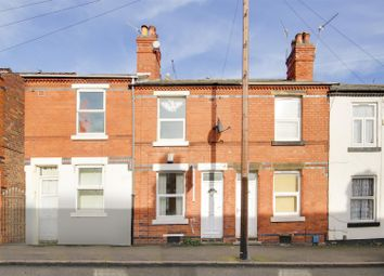 Thumbnail 2 bed terraced house for sale in Ewart Road, Hyson Green, Nottinghamshire
