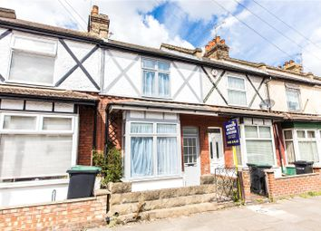 Thumbnail 3 bed terraced house for sale in Singlewell Road, Gravesend, Kent
