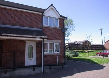 Thumbnail 2 bedroom semi-detached house to rent in Butterworth Close, Wesham, Preston