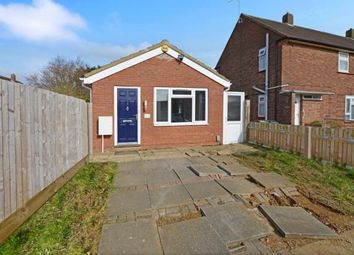 Thumbnail 1 bedroom bungalow for sale in Cornel Close, Luton, Bedfordshire