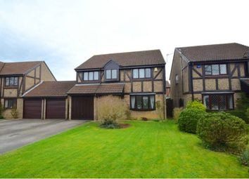 Thumbnail 5 bed detached house for sale in Sturmer Close, Yate, Bristol