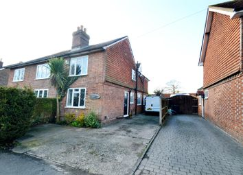 Thumbnail 3 bed semi-detached house for sale in Bonehurst Road, Horley
