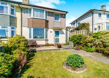 Thumbnail 3 bedroom semi-detached house for sale in Budshead Road, Crownhill, Plymouth