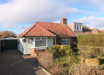 Thumbnail 2 bed semi-detached bungalow for sale in Southdown Avenue, Eastbourne