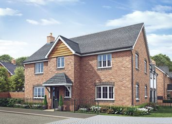 Thumbnail 5 bed detached house for sale in King Street, Yoxall, Lichfield