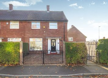 Thumbnail 2 bedroom semi-detached house for sale in Murton Close, Seacroft, Leeds
