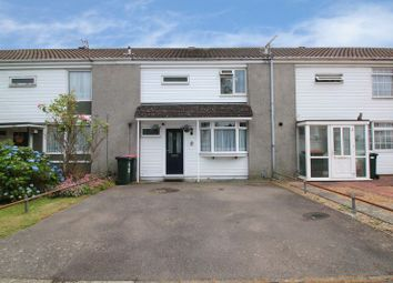 Thumbnail 3 bed terraced house for sale in Warnham Road, Crawley