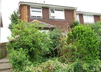 Thumbnail 3 bed end terrace house for sale in Temple Gardens, Sittingbourne, Kent