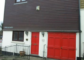 Thumbnail 4 bed terraced house to rent in Parrs Head Mews, George Lane, Rochester, Kent