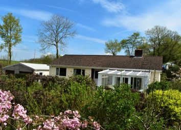 Thumbnail 3 bed detached bungalow for sale in Morchard Bishop, Crediton