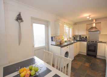Thumbnail 2 bed terraced house for sale in Quantock Drive, Ashford