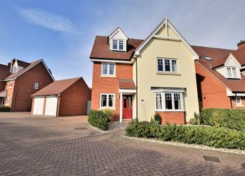 Thumbnail 5 bed detached house for sale in Woodlands Park Drive, Dunmow