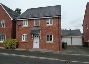 Thumbnail 4 bed detached house for sale in Borough Way, Nuneaton