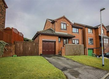 Thumbnail 3 bed detached house for sale in Leyburn Close, Accrington, Lancashire
