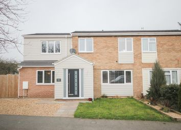 Herons Close, Ely CB6. 4 bed semi-detached house for sale