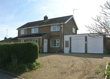 Thumbnail 3 bed detached house for sale in High Street, Thurlby, Bourne, Lincolnshire