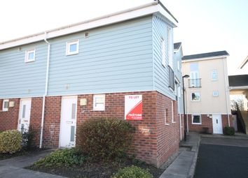 Thumbnail 1 bed mews house to rent in Buchanan Court, Buckshaw Village, Chorley