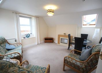 Thumbnail 2 bed flat to rent in Cliff Road, Borth