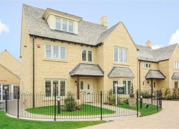 Thumbnail 5 bed detached house for sale in Ferrers Park, Lechlade, Gloucestershire