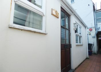 Thumbnail 2 bed terraced house to rent in High Street, Whitstable