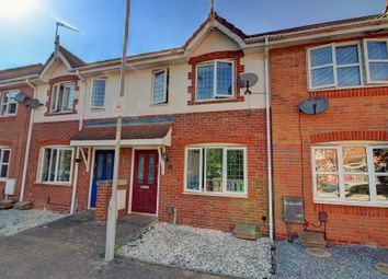 Thumbnail 3 bed terraced house for sale in Drayford Close, Manchester