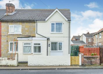 Thumbnail 3 bed end terrace house for sale in Staveley Street, Edlington, Doncaster