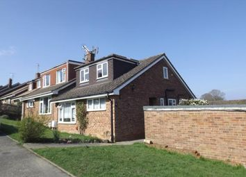 Thumbnail 4 bed bungalow for sale in Beechwood Close, Burwash, Etchingham, East Sussex