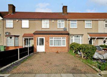 Thumbnail 3 bedroom terraced house for sale in Montrose Avenue, South Welling, Kent
