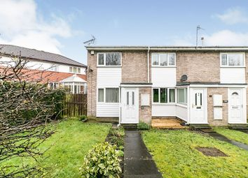 Thumbnail 2 bed end terrace house for sale in Westwood View, Crawcrook Ryton