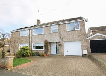 4 bed semi-detached house for sale in Granta Close, Witchford, Ely CB6