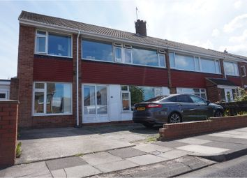 Thumbnail 4 bed semi-detached house for sale in Tenbury Crescent, North Shields