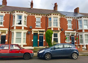Thumbnail 3 bed flat for sale in Cartington Terrace, Heaton, Newcastle Upon Tyne