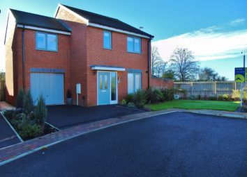 Thumbnail 3 bed detached house for sale in Spindle Grove, Darlington