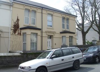 Thumbnail 6 bedroom shared accommodation to rent in Lisson Grove, Plymouth