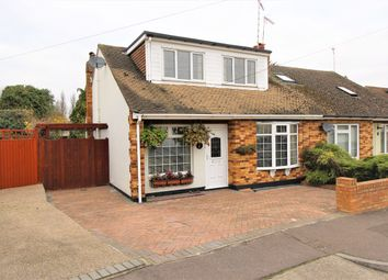 Thumbnail 2 bed semi-detached house for sale in Leslie Drive, Eastwood, Leigh-On-Sea