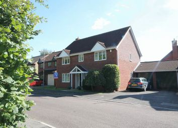 Thumbnail 5 bed detached house for sale in Clayfield, Yate, Bristol