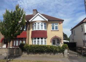 Thumbnail 3 bed property to rent in Manor Road, Bedford
