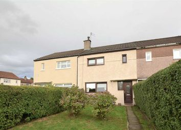 Thumbnail 3 bed terraced house for sale in Dosk Place, Glasgow