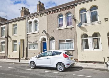 Thumbnail 2 bedroom terraced house for sale in Portman Street, Middlesbrough