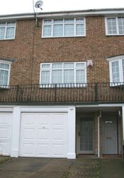 Thumbnail 3 bed town house to rent in Wheatcroft Grove, Rainham